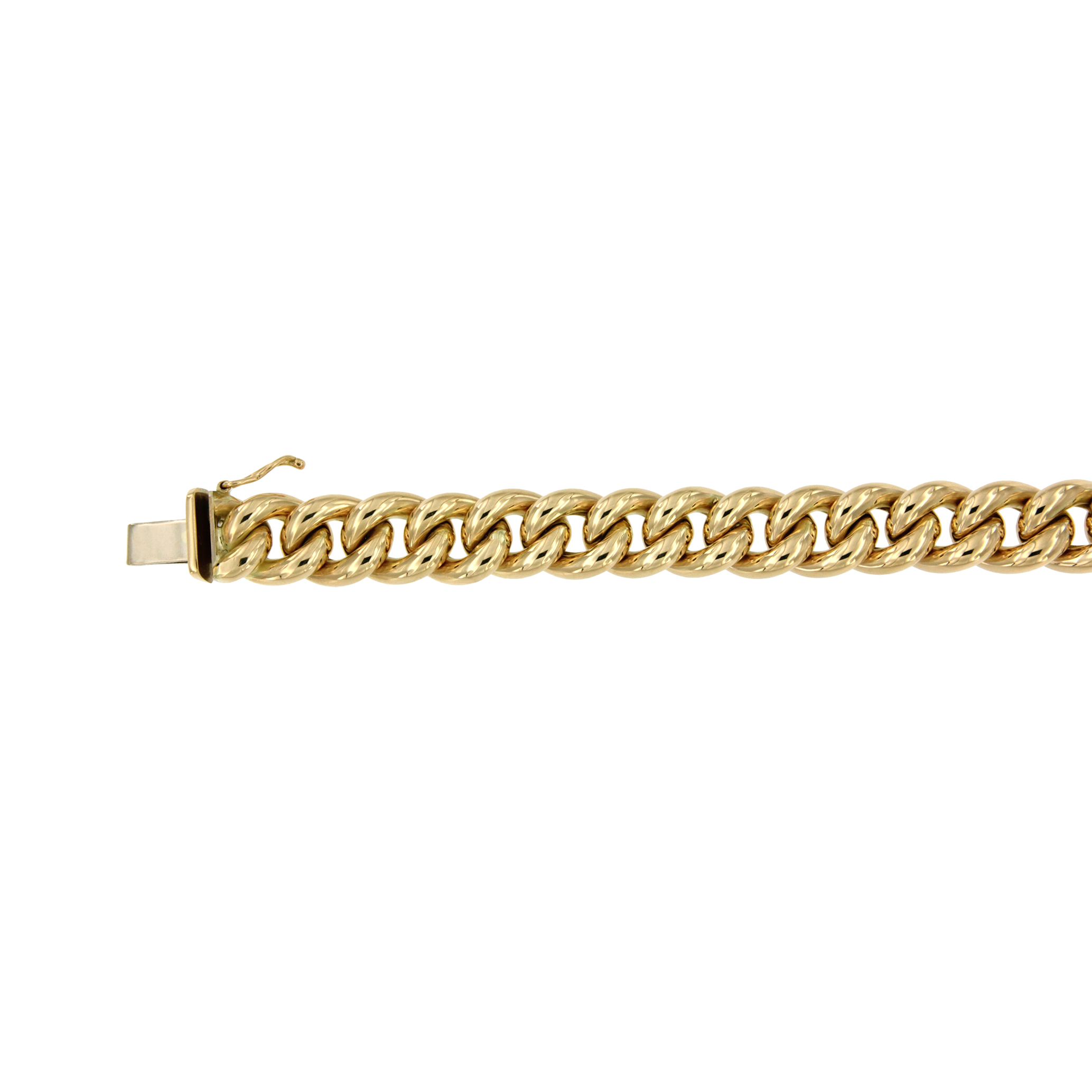 Geelgoud armbanden